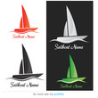 Detalii fotografie Company (Business) Logo Design, Vector,   Sailboat