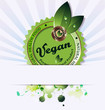 Detalii fotografie Illustration of vegan background