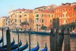 A fényképek részletei the grand canal is the one of the most famous tourist destination place in europe venice italy