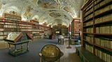 Photo Prague- Strahov library