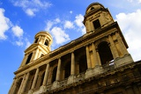 Church of St. Sulpice, Paris.