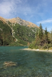 Photo mountain lake Morskie oko
