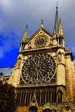 Cathedral of Notre-Dame. Paris - France.