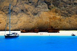 Photo Navagio.Jónské sea beach, Zakynthos island - Greece.