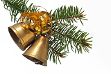 Photo christmas bells