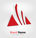 Photo Abstract brand logo/logotype