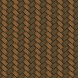 Fényképek High resolution type wood twill seamless texture tile