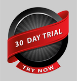 30 days trial design element
