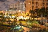 Fort Lauderdale in the night