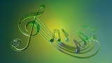Fotografie Music, Song, Sound, Treble clef, Outline, Song