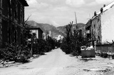 Mostar. Civil war in the territory of Yugoslavia. Bosnia and Herzegovina.