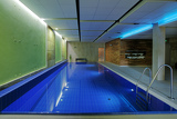 Photo swimming pool