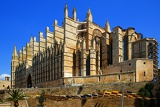 Fotografia Cathedral. City of Palma de Mallorca. Island of Mallorca - Spain.