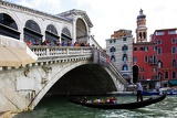 Photo Ponte di Rialto. Venice - Italy.