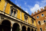 Fotografia City of Verona. Northern Italy.