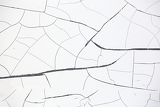 old white cracked paint background