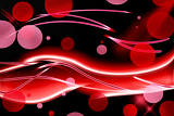 abstract red beautiful colorful background