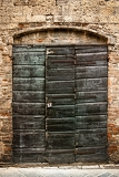 old doors of tuscany italy