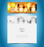 virtual vector presentation gallery for creative work