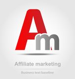 affiliate marketing business icon for creative design