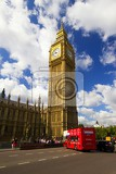 Big Ben and Westminster Palace. London - England.