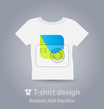 tshirt design business icon for creative tasks