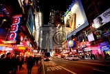 Fotografie NEW YORK City Time Square