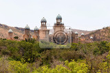 panorama of sun city the palace of lost city luxury resort in south africa