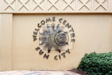 entrance to sun city luxury resort town in south africa african las vegas