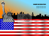 4th july  independence day of united states of america poster for  graphic designers