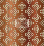 Fotografia seamless pattern tile background