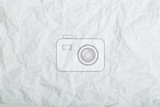 Fotografia high quality white crumpled paper texture background backdrop