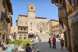 look at daily life in the historic center of cortona tuscany italy  so you get 1 july 2014