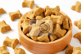 small boneshaped treats for dogs