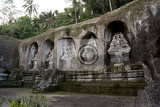 unung kawi temple gunug kawi is an ancient temple situated in pakerisan river near tampaksiring village in bali the archaeological complex is carved out of the living rock dating to 11th century