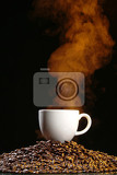 Fotografie coffee in diferent kinds