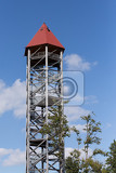 lookout tower u jakuba czech republic region is known as czech canada lookout tower is 407 meters high