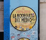 Fotografie restaurant la bodeguita del medio in havana he went to this restaurant ernest hemingway