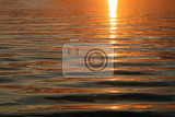Fényképek beautiful sunset water background