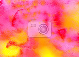 Fotografie watercolor bright abstract background