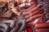 sale of meat products from domestic pig