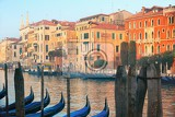 Fotografie the grand canal is the one of the most famous tourist destination place in europe venice italy