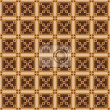 Photo seamless square backgroun abstract texture  background