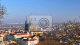 Fotografie petrov  st peters and paul church in brno city central europe czech republic