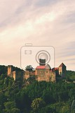 Fotografie hardegg castle national park thaya valley lower austria