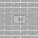 illustration of gray blocks wall background