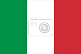 Fotografia National flag of Italian Republic