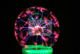 plasma light decoration as very nice abstract background